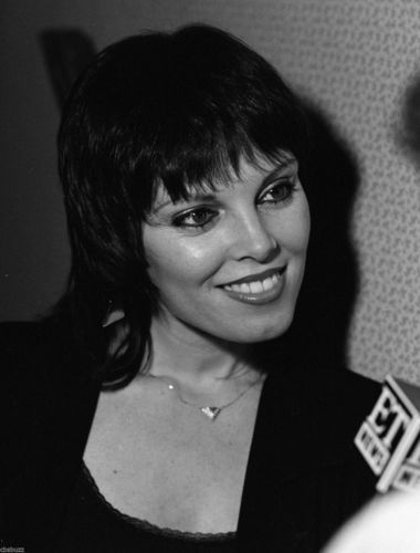 Confirm. very young pat benatar speaking, would