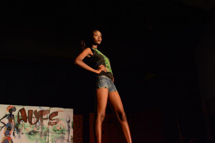 African Urban Fashion Show #Runway #AfricanFashion #GreatIFE #Aufsife