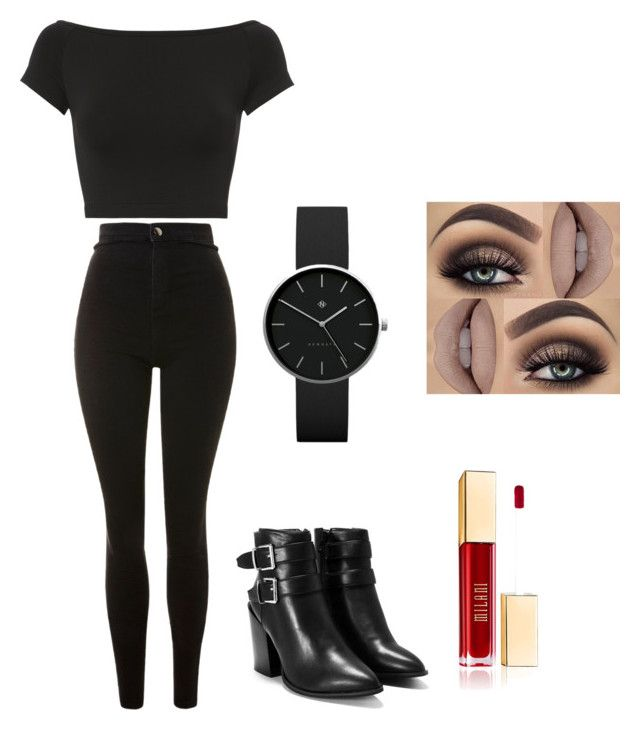 """ready to go out"" by kehichabelle on Polyvore featuring Helmut Lang, Topshop, Nasty Gal and Newgate"