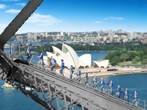Five Surprising Facts About the Sydney Harbor Bridge Climb