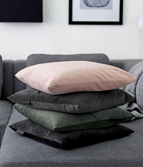 Pillows for the sofa - DIY projects