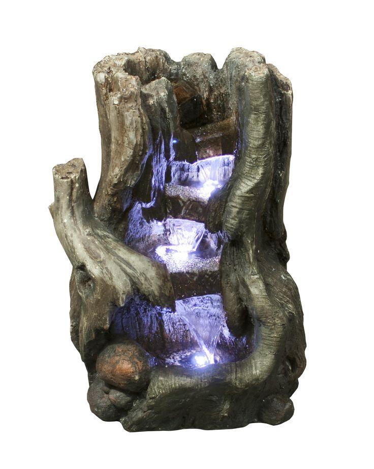 Splav je velice podobný fontáně Vodopád, ale jeho menší rozměry ho téměř předurčují jako dekoraci do domů, bytů, kanceláří, pracoven, atrií a hal. V interiérech Splav oceníte jako osvěžovač vzduchu. Využít jej však můžete také jako ozdobu menší zahrádky či skalky.