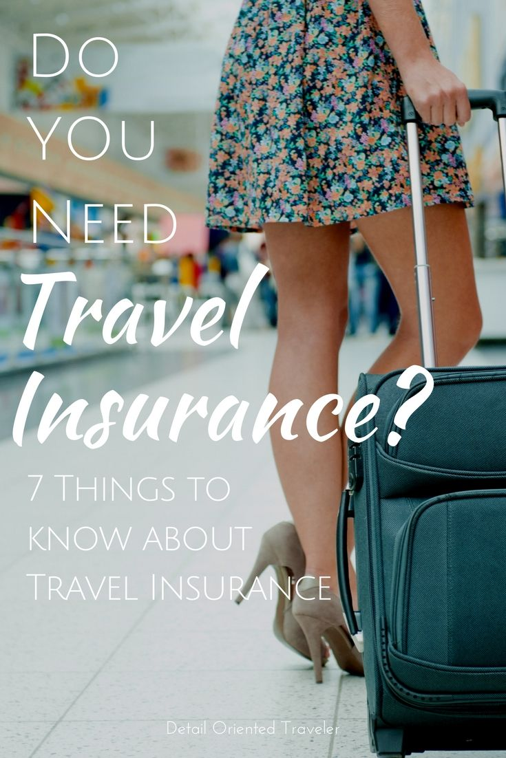 Do You Need Travel Insurance Travel Insurance Companies Lost