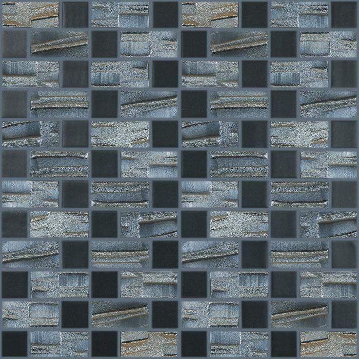 202 Best Iridescent Glass Mosaic Tiles Images On Pinterest