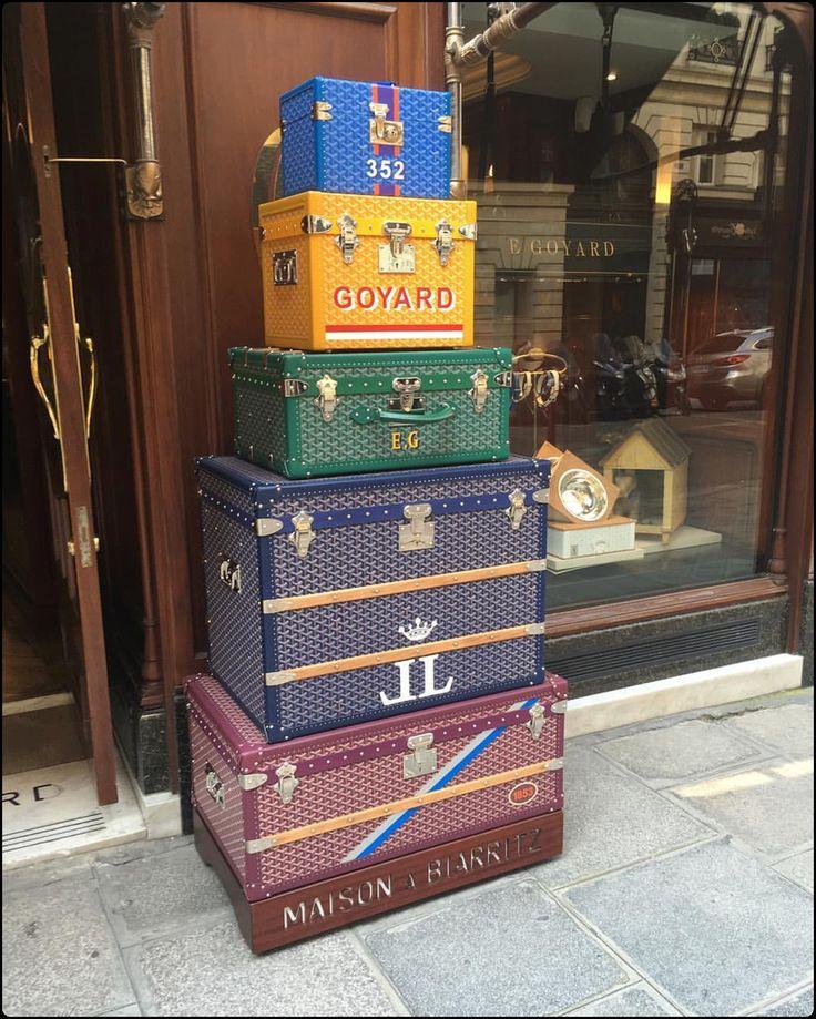 Goyard - Paris The art of travel