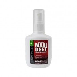 Sawyer Maxi-DEET 100% DEET Insect Repellent - 4 Oz. Spray    Great Gift Idea for Boyfriend or for Father's Day. Manly, Tactical, Survival, Camping Gear, Outdoors Presents for Men. www.OmahaKnife.com
