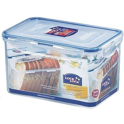 BPA Free Food Container Storage with Leak Proof 78 oz /1900 ml HPL818 Lock&Lock