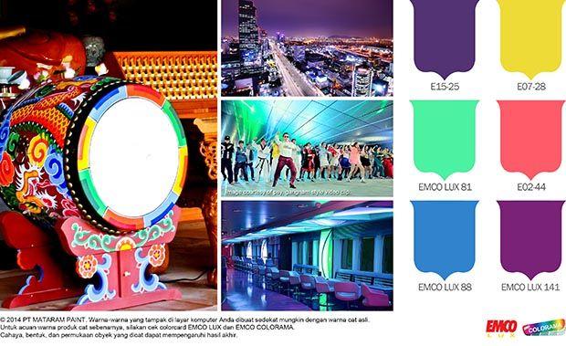 Oppa Gangnam Style! #Inspirasi #Warna http://matarampaint.com/detailNews.php?n=117