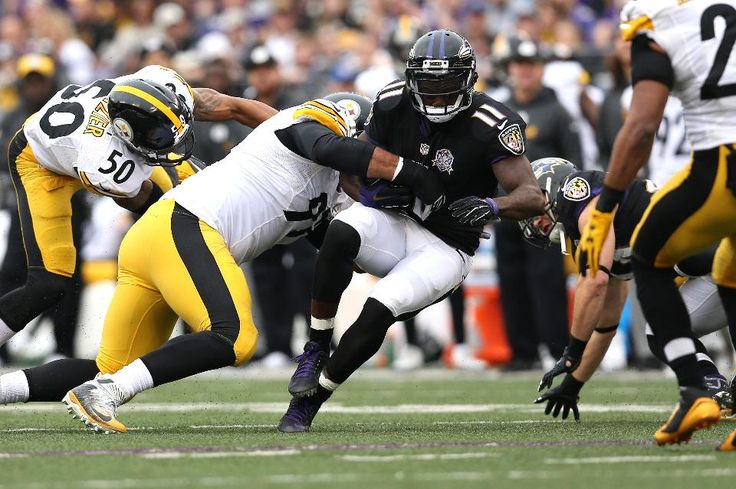 Few National Football League (NFL) teams have as passionate a fan base as the Pittsburgh Steelers do. The Steelers' recent surprise loss to the Baltimore Ravens put the Steelers' playoffs hopes in jeopardy and caused considerable dismay among many Pittsburghians, which offered some consolation to Ravens fans, who have suffered through a subpar season .