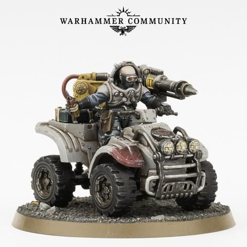 Genestealer Cults Get New Vehicles! | Genestealer Cult | Warhammer