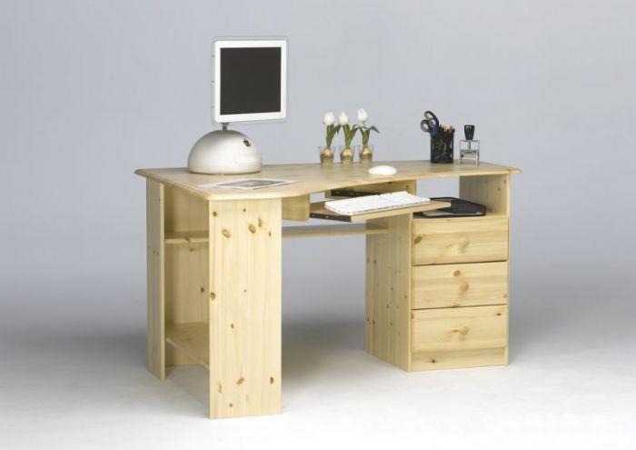 Eckschreibtisch KENT 279 lackiert | günstig Möbel online kaufen - Vieles Sofort lieferbar und in 24 Stunden versandbereit