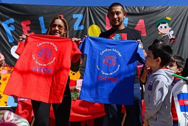El Municipio y los referentes barriales de San Fernando organizaron festejos del Día del Niño
