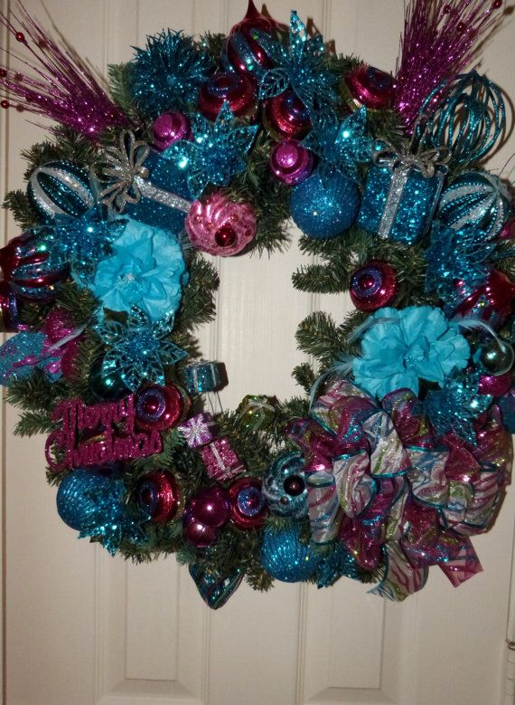152 Best Holiday Wreaths Garlands Swags Images On