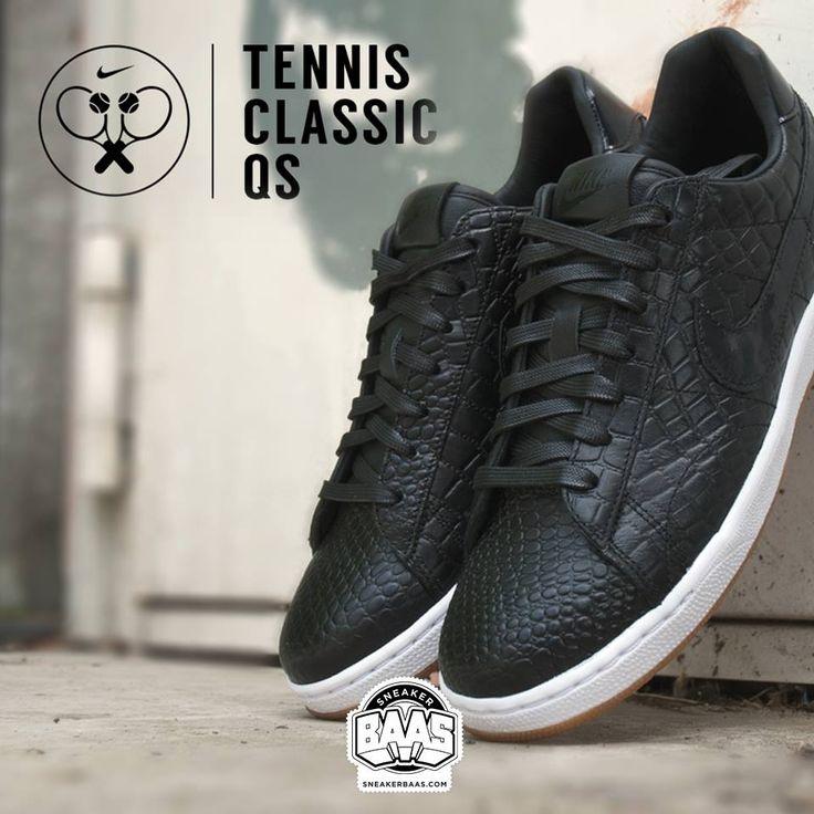 #nike #niketennis #tennis #nikequickstrike #quickstrike #sneakerbaas #baasbovenbaas  Nike Tennis QS - Still available for the ladies!  For more info about your order please send an e-mail to webshop #sneakerbaas.com!