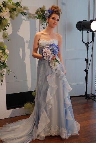 #show #NOVARESE #BTNV180 #wedding #weddingdress #NOVARESE ##ウエディング #ウエディングドレス #ノバレーゼ #ショー #東京 東洋軒