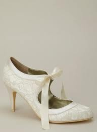 Vintage Lace Wedding Shoes These Are Three Inches And For Sale But