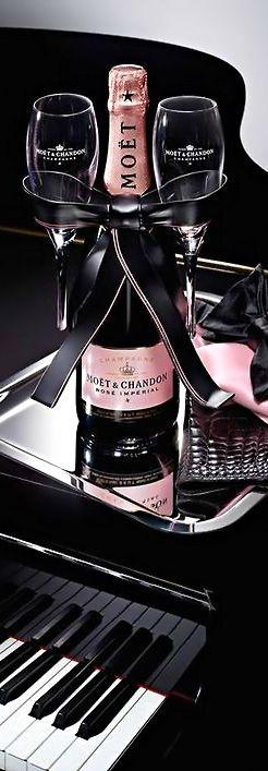 Pink Champagne- ~LadyLuxuryDesigns