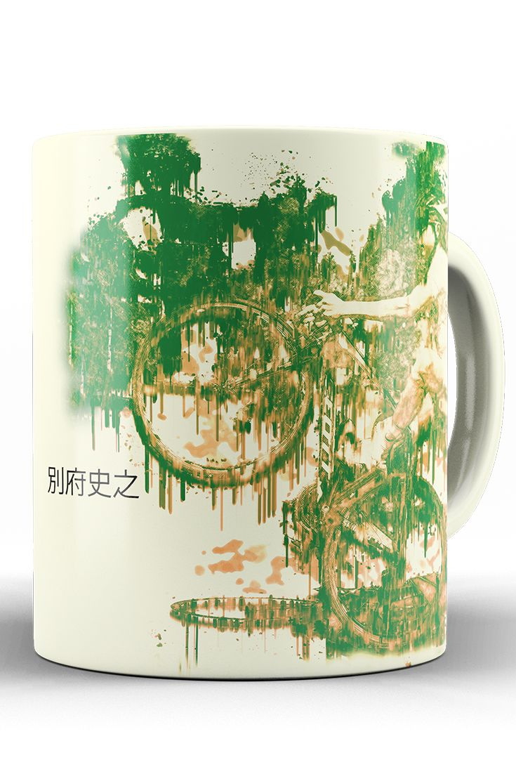 Ceramic cup with graphic theme of Fumiyuki Beppu. Made from the finest quality ceramics. Prints with sharp image and colours. Suitable for all fans of Fumiyuki Beppu or japanese cycling, as well as tea and coffee lovers....