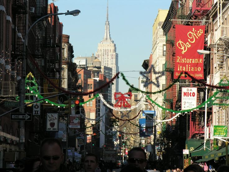 Little Italy, NYC---one if my fav places in the world!!