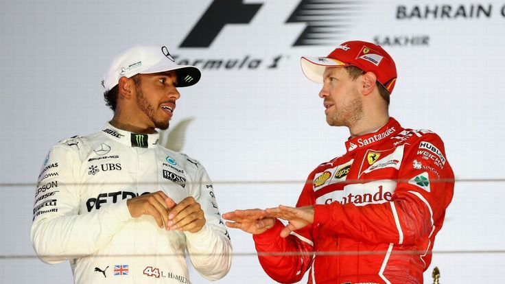 "Lewis Hamilton told Sebastian Vettel they would have ""problems"" if the Ferrari driver ever repeated his controversial car chop from the Azerbaijan Grand Prix, the world champion has revealed."