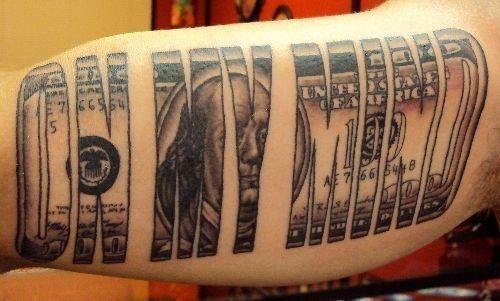 best 20 money tattoo ideas on pinterest. Black Bedroom Furniture Sets. Home Design Ideas