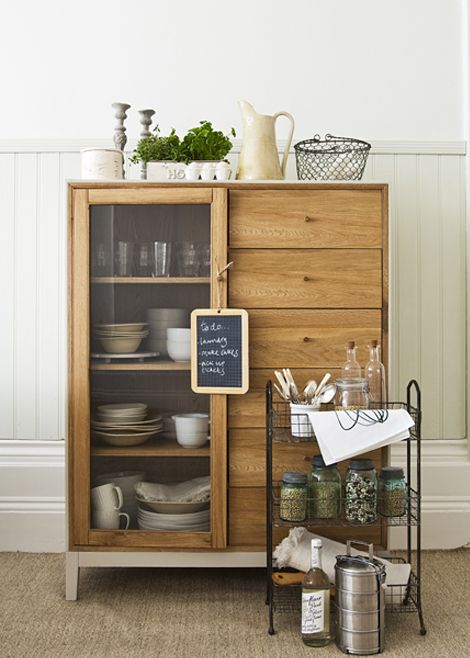 Love this! Great wire basket with all essentials.