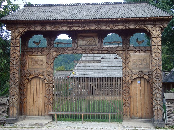 maramures gates - Google Search