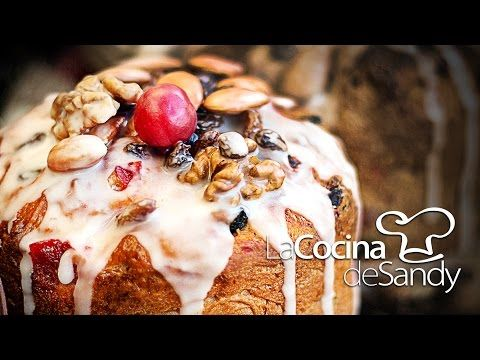 Pan dulce o panetone en recetas navideñas recetas de navidad - YouTube