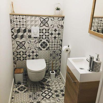Pavimentos Y Revestimientos Leroy Merlin Deco Toilettes Idee Deco Toilettes Relooking Toilettes