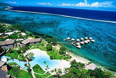 Le Meridien - Tahiti - GORGEOUS spot! Business Conference & Holiday. Loved kayaking under the huts on the water... Great for both kids (3mths & 4yrs) - they loved the sand bottomed pool! Underestimated the heat in the sun on Day 1 though... November 2011