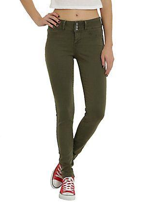 Girls Pants: Capris, Leggings & Crops | Hot Topic