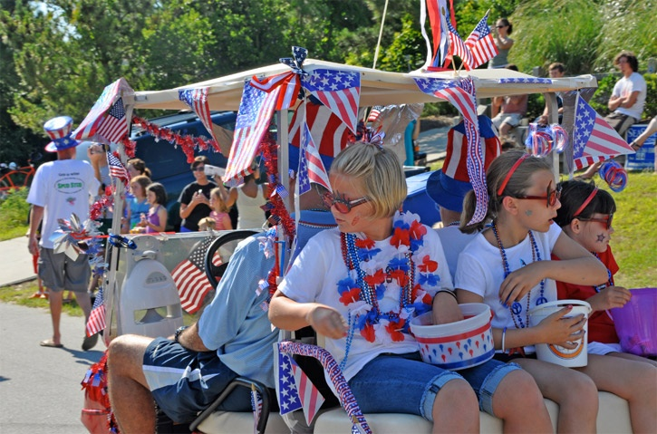 july 4th events east texas
