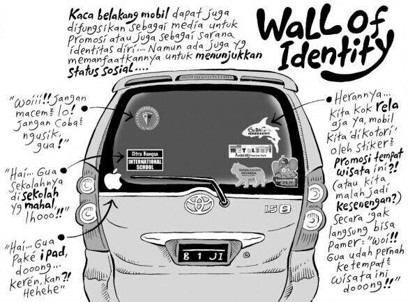 Wall of Identity