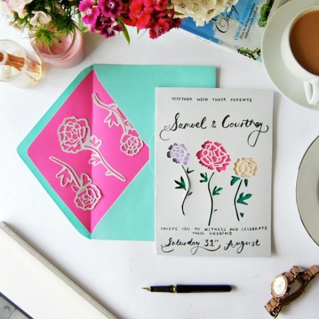Картинка свадебные пригласительные открытки своими руками