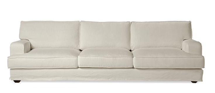 Lopez är en generös soffa i modern howard stil. Den har en avslappnad attityd och skön komfort. Lopez har avtagbar klädsel som är…