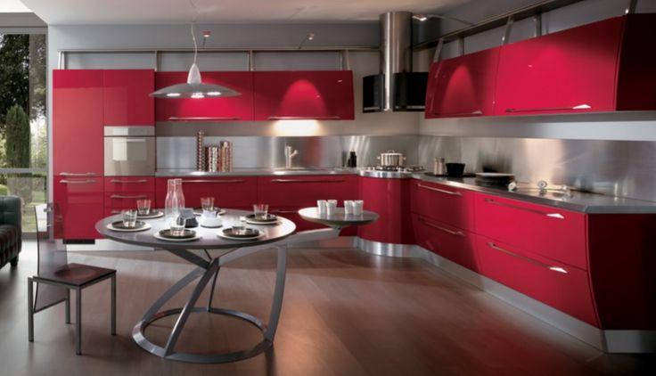 en güzel köşe mutfak modelleri