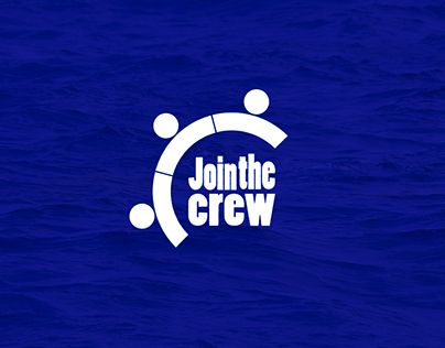 "Check out new work on my @Behance portfolio: ""Join the Crew logo contest"" http://be.net/gallery/43590679/Join-the-Crew-logo-contest"