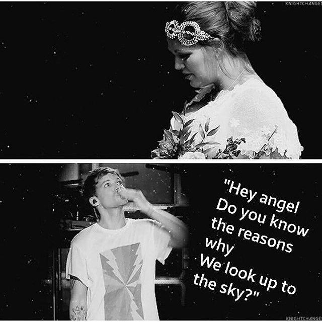 Hey Angel❤️ So many of their songs have a completely different meaning now then when they were first released.