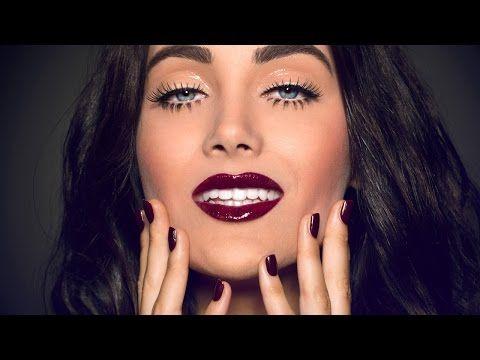 ▶ Voodoo Doll Makeup Tutorial! - YouTube