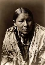 Photos of daily life of the Cheyenne Indians along with a short history