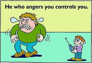 A patient person shows great understanding, but a quick-tempered one promotes foolishness.  Proverbs 14:29 HCSB  Drawing by Christart.com