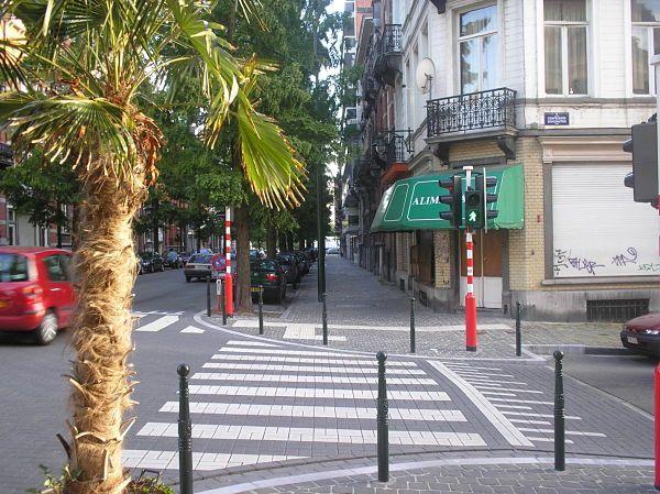 Rue de la Brabanconne, Bruselas
