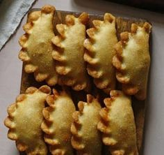 Empanadas de Morocho con Picadillo   from Chef Jose Garces. Any leftover Picadillo filling makes KILLER tacos!