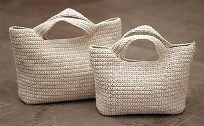 diy // crochet bag