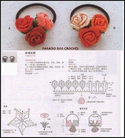 colitas de rosas