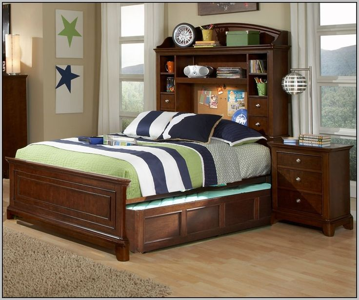 1000 Ideas About Full Size Trundle Bed On Pinterest