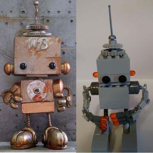 Robot Muppet