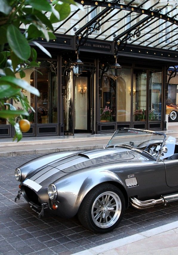 AC Cobra; from times in Canada and the Pacific (Night Probe! and Pacific Vortex!)
