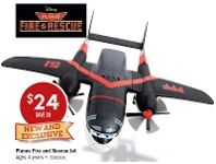 Disney Planes Fire And Rescue Jet