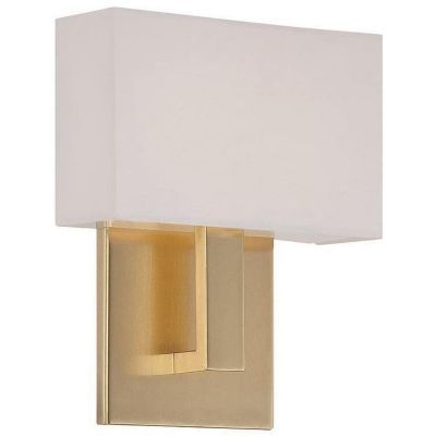 Manhattan dweled wall sconce by wac lighting